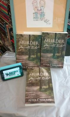 Look what arrived today: Murder in Murrells Inlet by Peter Warren! #books #readbuygive