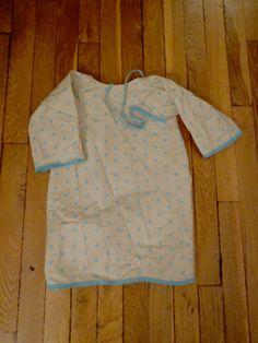 La blouse d'Augustin > Tissu imperméable