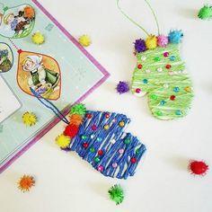 Поделки и игры для детей