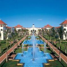Riu Palace Resort, Playa del Carmen, Mexico