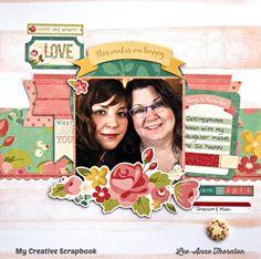 Shannon+And+Mom - Scrapbook.com