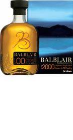 Next acquisition -  Balblair 2000