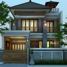 Modern Home Architectural Styles and Designs.Leave a comment and see what other people like.Most people like several home architectural styles. 2 Storey House Design, Duplex House Design, Simple House Design, House Front Design, Modern House Design, Home Modern, Modern House Plans, Small House Plans, Architectural Styles