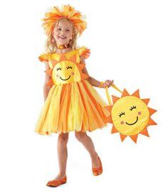 miss sunshine girls costume - Chasing Fireflies
