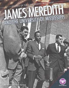 James Meredith and the University of Mississippi