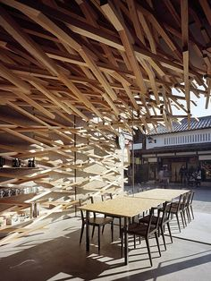 starbucks coffee kengo kuma Coffee Shops About The World And Their Eye Catching Interior Layout Details World Their Shops Layout Interior EyeCatching Details Coffee About Kengo Kuma, Coffee Shop Interior Design, Coffee Shop Design, Bar Interior, Interior Ideas, Architecture Design, Japan Architecture, Building Architecture, Design Café