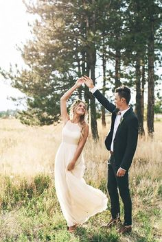Couple Moments That Must Be Captured At Your Wedding ❤ See more: http://www.weddingforward.com/wedding-photo-ideas-couple-moments-must-take/ #weddings