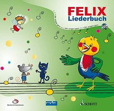 Felix: Liederbuch mit CD. #Liederbuch, #Felix, #CD, #mit Handmade Gifts For Friends, Audio, Antique Books, Tweety, Kindergarten, Partitions, Fictional Characters, Things To Sell, Amazon