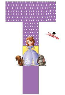 ... Princess Sofia Birthday, Sofia The First Birthday Party, Tangled Party, Tinkerbell Party, Mickey Mouse Parties, Mickey Mouse Birthday, Toy Story Birthday, Toy Story Party, Princesa Sophia