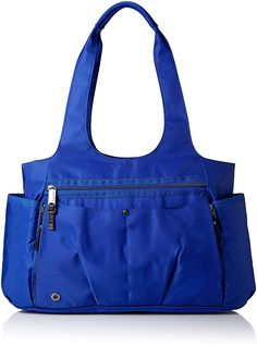 Baggallini Gumption Medium Tote Bag - Lightweight, Water Resistant, Travel Tote Purse With Zippered Top and Multiple Pockets * Be sure to check out this awesome product. (This is an affiliate link) Medium Tote, Travel Tote, Tote Purse, Totes, Pockets, Zipper, Purses, Link, Awesome