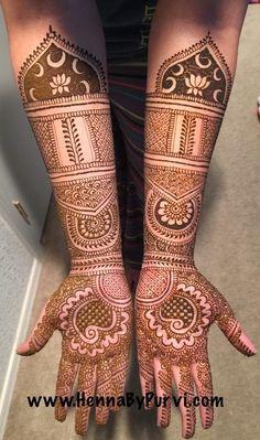 2015 Mehndi Maharani Finalist: Henna by Purvi original Baby Mehndi Design, Mehandhi Designs, Floral Henna Designs, Latest Bridal Mehndi Designs, Full Hand Mehndi Designs, Mehndi Designs For Girls, Mehndi Designs For Beginners, Mehndi Design Photos, Wedding Mehndi Designs