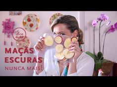 a dica do dia : como conservar bananas e maçãs    | Flávia Ferrari #aDic...