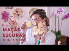 COMO CONSERVAR BANANAS E MAÇÃS | A DICA DO DIA COM FLÁVIA FERRARI - YouTube