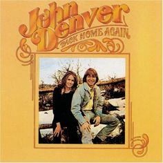Academy of Country Music: Album of the Year — Back Home Again, John Denver