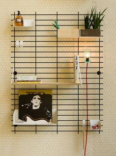 1000 id es sur le th me mobilier m tallique sur pinterest peinture m tallis e meubles et. Black Bedroom Furniture Sets. Home Design Ideas