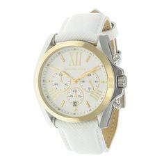 Michael Kors Womens Bradshaw Chronograph Watch