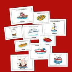 Medios de transportes del mar.
