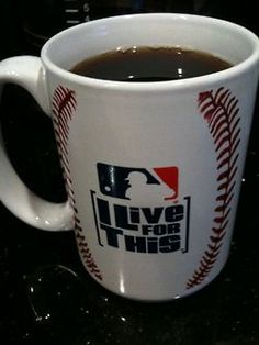 """Sports: Baseball is a big part of my life. Like coffee, baseball is addicting to me. I have been playing and watching ever since I was a young boy and currently still to this day. You could literally say """"I live for this."""""""