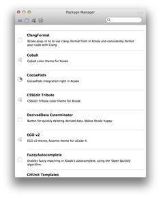 The best Xcode plugins — iOS Development Tips