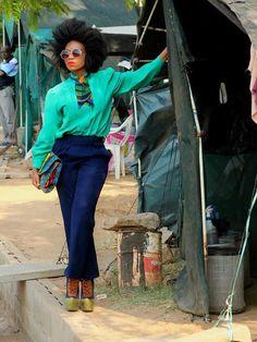 naturallycami:  thekhoifro.wordpress com  Black Girls Killing ItShop BGKI NOW