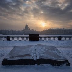 Winter St. Petersburg, Russia