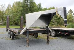 2010 Home by Homemade Cargo Trailers, Picnic Table, Outdoor Furniture, Outdoor Decor, Vr, Sun Lounger, Homemade, Chicken, Home Decor