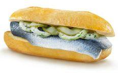Bismarck baguette @ Nordsee