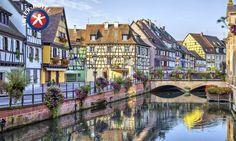 Alsace : 1 à 3 nuits avec petit déjeuner et kir, 1 dîner en option, à l'INTER-HOTEL Le Verger des Châteaux pour 2 pers.