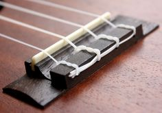 how to restring your uke