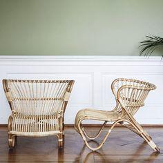 Fox Lounge Chair Rattan, Wicker, Fox, Lounge, Dining, Living Room, Chair, Furniture, Home Decor