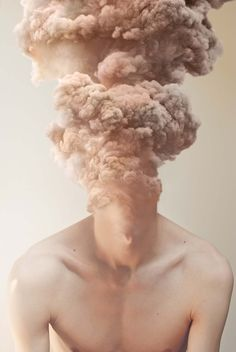 Creative Photography, Smoking-Portrait, Effects, Creative, and Photoshop image ideas & inspiration on Designspiration Photomontage, Creative Photography, Art Photography, Landscape Photography, Musik Wallpaper, Blog Art, Arte Obscura, Surrealism Photography, Surreal Art