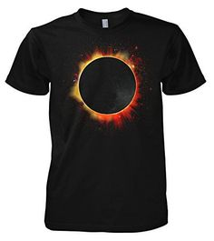 Geek Solar Eclipse - Moon 701897 T-Shirt 2XL...