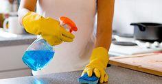 Diese Stellen putzen Sie in Ihrer Küche nie! #News #Wohnen