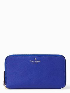 cedar street maia travel wallet, nightlife blue