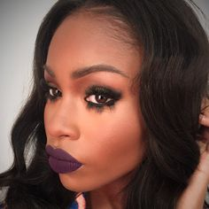 Lipstick Must-Haves for Spring (Colored Raine - Raine Fever) Flawless Makeup, Skin Makeup, Beauty Makeup, Beauty Tutorials, Beauty Hacks, Beauty Tips, Fall Lipstick, Matte Lipstick, African American Makeup