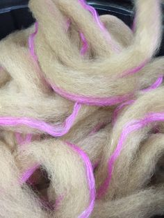 Alpaca roving made at the Fleece Factory of the Rockies Hair Styles, Beauty, Fashion, Moda, Fashion Styles, Hair Makeup, Hairdos, Cosmetology, Hair Cuts