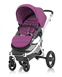 Britax Affinity - new strollers for 2014