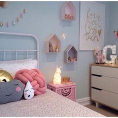 Fofurinha de quarto!  {via pinterest} #decoraçãopravocê #kidsdpv