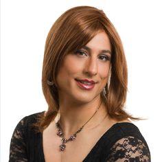 Star Quality crossdressing wig. Available from DressTech at ProCrossdresser.com