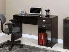 Escrivaninha/Mesa para Computador 2 Gavetas - Somopar Extrema