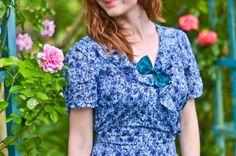 NOUVEL ARTICLE ! Un joli jardin et une marque à (re)découvrir ! -> http://depechesmode.com/2014/06/09/sweet-garden/