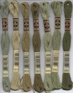 Ribbon Embroidery Patterns DMC six-stranded embroidery floss 3041 - gray, soft yellow, tan, desert sand and purple series - Embroidery Designs, Embroidery Stitches Tutorial, Dmc Embroidery Floss, Learn Embroidery, Silk Ribbon Embroidery, Crewel Embroidery, Embroidery Thread, Cross Stitch Embroidery, Embroidery Supplies