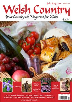 Taking the advert in Welsh Country and Welsh Country, Cake Recipes, Fish, Chicken, Ethnic Recipes, Dan, Editorial, Magazine, Dump Cake Recipes