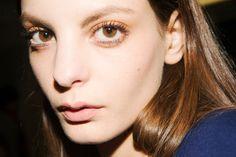 rodarte test makeup - f/w 2015