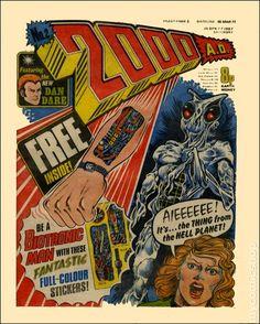 1970s 2000 ad comic - Google Search