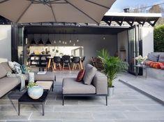 TIRILL OG SIGURD´S HERLIGE UTEROM - Kroken og Wilhelmsen Outdoor Sofa, Outdoor Furniture, Outdoor Decor, Garden Inspiration, Couch, Interior, Home Decor, Asylum, Settee