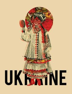 Ukrainian Art, Collage Art, Ukraine, Folk Art, Illustration Art, Behance, Graphic Design, Artwork, Image