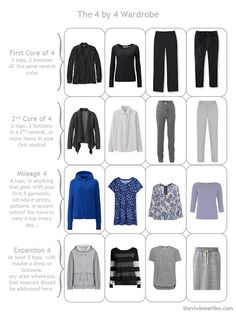How to Build a Capsule Wardrobe in Cobalt, Black and Grey: 1 Piece at a Time – The Vivienne Files The Vivienne Files: Cobalt, Black and Grey: 1 Piece at a Time. Build A Wardrobe, Wardrobe Basics, Work Wardrobe, Capsule Wardrobe, Travel Wardrobe, Professional Wardrobe, Fall Wardrobe, Minimal Wardrobe, Black Wardrobe