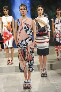 Impresionisme fabrics