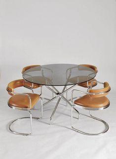 Modern Interior Design, Interior Styling, Interior Architecture, Interior And Exterior, Interior Decorating, Contemporary Furniture, Cool Furniture, Furniture Design, Vintage Furniture